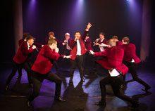 British A Cappella Singing Sensation at USCB