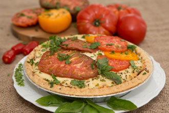 celebrate beaufort tomato pie
