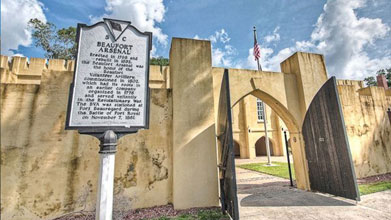 Beaufort History Museum Hosts Annual Meeting
