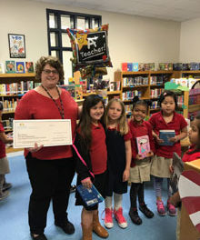 Foundation Awards Grants to Local Teachers