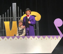 Beaufort Children's Theater presents 'Willy Wonka Jr'
