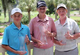 Local Contenders Finish Well in SCGA Junior Championship
