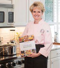Second 'Cook The Book' Features Debbi Covington