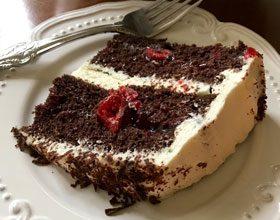 celebrate black forest cake