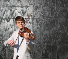 Classical Genius and a Violin Prodigy