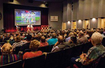 BIFF 2018 Screening Crowd