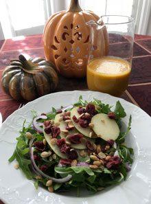 celebrate autumn salad