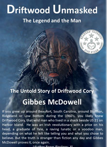 Local Writer Debuts 'Driftwood Unmasked'