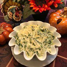 celebrate sides creamed cauli