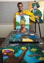 Natalie Daise Paintings