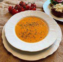 celebrate roasted cream of tomato
