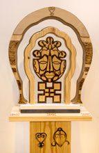 Hank Herring Brings 'Sankofa' to BAA Gallery