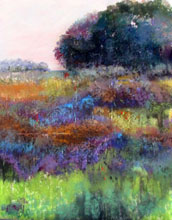 """T is for Texture"" Pastel Class Offered by BAA"