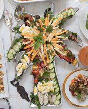 celebrate chef salad