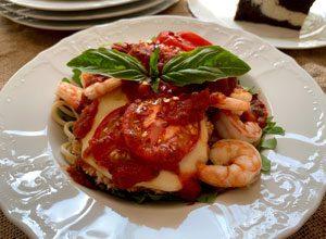 celebrate sicilian shrimp
