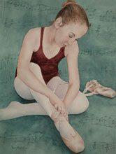 Mary Ann Putzier Ballerina