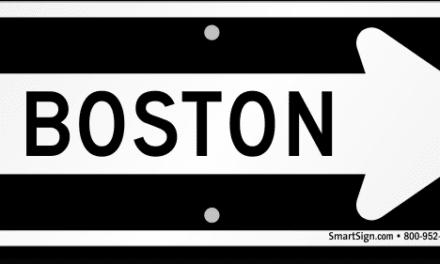 A Suburban Cowboy Rides in Boston
