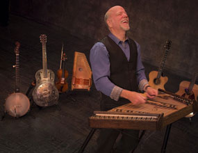 Rustic Renaissance Man Will Perform on Fripp