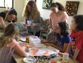 Camp Conroy 2019: Build a Book