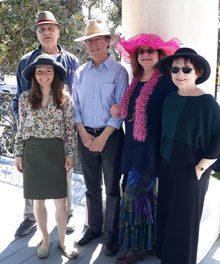 Otram Slabess Poets Bloom in Beaufort