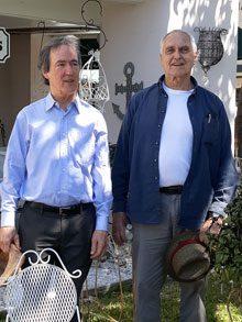 Poets Quitman and Warren photo