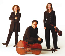 HHSO Hosts The Blakemore Trio