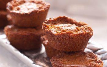 celebrate pecan pie muffins