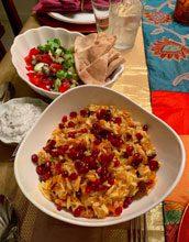 celebrate jeweled rice