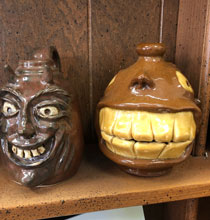 finders pottery