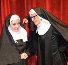 'Nunsense: The Mega Musical' on Stage at USCB
