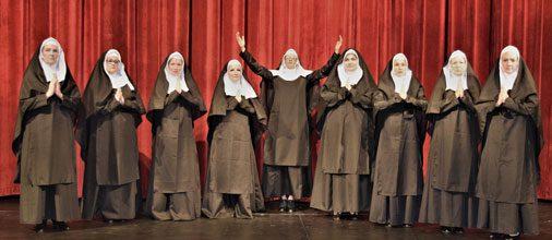 nunsense nuns