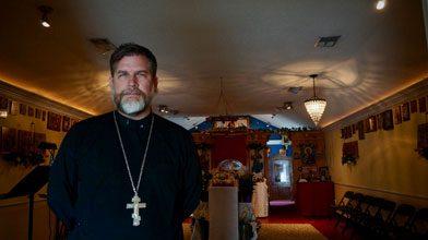 orthodox Fr James at St James