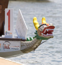 Dragonboat Race Day 8