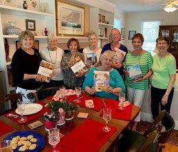 Bluestockings Book Club Luncheon