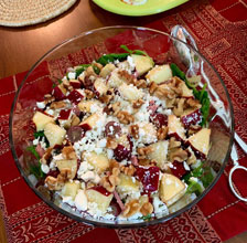celebrate jean ribaut salad