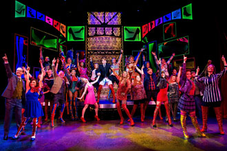 'Kinky Boots' on Stage/Screen at USCB