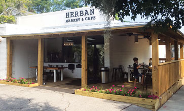 Talking Healthy Cooking with Herban Market & Café
