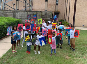 arts council BAC 2019 Summer Camp Photo