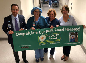 Beaufort Memorial RN Honored with DAISY Award