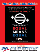 'Equal Means Equal' Screening at TCL