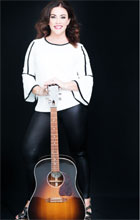 Katie Lynn Godowns Launches New CD with Concert at USCB