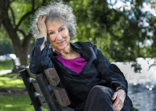 Margaret Atwood Launches 'The Testaments' Live on the Big Screen at USCB