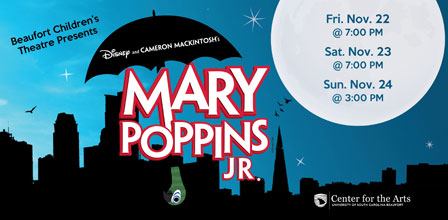 'Mary Poppins, Jr' Auditions Coming Up