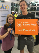 pet rescue SubieStock 7 Adopters Receive NewParent Kit