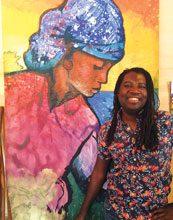 Amiri Farris takes on the world and makes art fun again