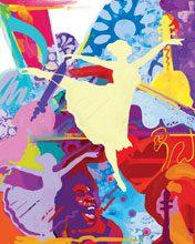 Amiri Ferris Yellow Dancer