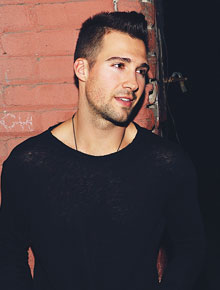 FEATURE James Maslow