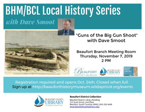 'The Big Gun Shoot' Lecture