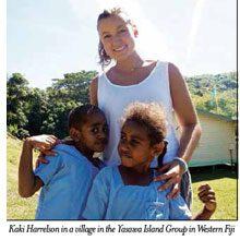 A Fijian Shift in My American Heart