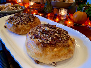 celebrate HGG baked brie